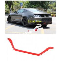US version! Rear Bumper Bottom Reversing Light Cover Trim 1pcs For Ford Mustang 2015 - 2017