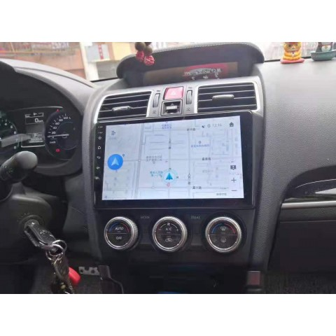"""Free Shipping 10.1"""" Android 8.1 T9 4+64G Head Unit for Subaru Forester 2013-2018"""