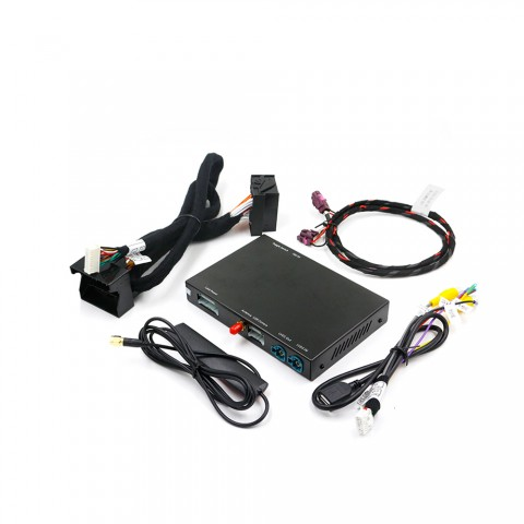 Free Shipping Wireless Apple CarPlay & Android auto interface box MMI Dongle For BMW CIC NBT MiNi X1 X3 X4 X5 X6 1 2 3 4 5 6 7 Series