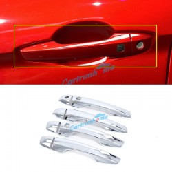 LHD ABS Smart Front Side Door Handle Cover Trim 4pcs For Eclipse Cross 2017-2018