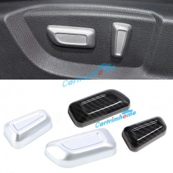 LHD Interior Car Seat Adjustment Button Cover Trim For For Eclipse Cross 2017-2018
