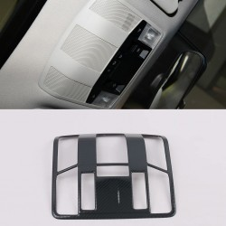 Free Shipping Front Reading Light Decorate Panel Cover Trim For Eclipse Cross 2017-2019
