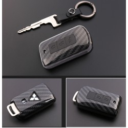Free Shipping Smart Car Key Case Key Bag 1pcs For Mitsubishi Eclipse Cross 2017-2018