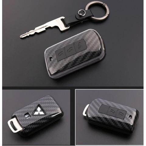 Free Shipping Smart Car Key Case Key Bag 1pcs For Mitsubishi Eclipse Cross 2017-2018