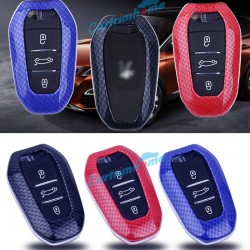 Free Shipping Smart Car Key Case Key Bag 1pcs For Peugeot 3008 Access / Active / Allure / GT 2016-2019