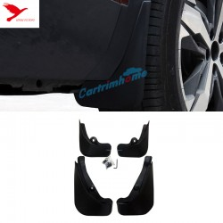 Splash Guards Mud Flaps Mud Guards 4pcs For Peugeot 3008 GT 2016 2017 2018
