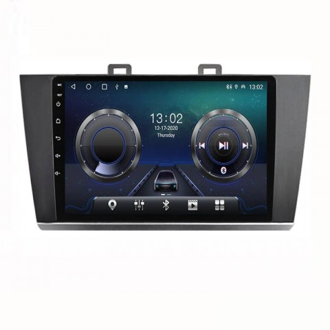 Free Shipping Android 10 T10 4+64G / 6+128G Head Unit For Subaru Outback 2015 2016 2017 2018