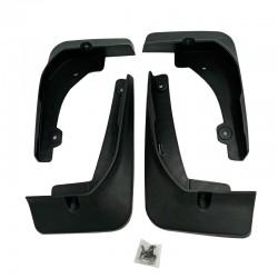 Free Shipping Plastic Mud Flaps Mudguard Fenders 4pcs For Toyota Corolla CROSS 2020-2021