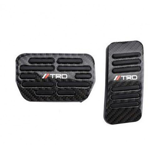 Free Shipping 2pcs Fuel Gas Brake Footrest Pedal Replacement For Toyota Corolla CROSS 2020 2021