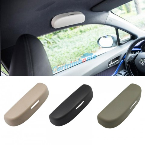 Freeshipping Car Front Sun Glasses Case For Toyota C-HR CHR 2016-2018