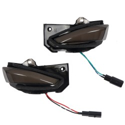 Free Shipping LED Side Mirror Sequential Dynamic Turn Signal Light For Toyota Corolla 2019-2021