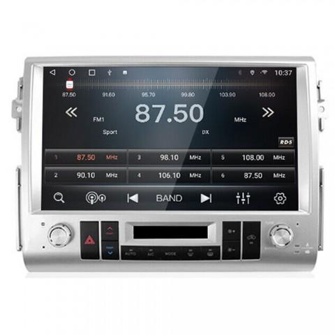 "Free Shipping 9"" Android 10 T10 6+128G Car Multimedia Stereo Radio Audio GPS Navigation Sat Nav Head Unit for Toyota FJ CRUISER 2007-2017"