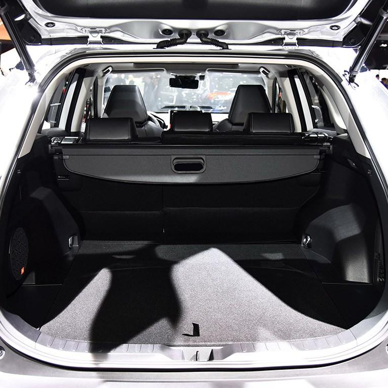 2019 Toyota C Hr: Black Rear Trunk Cargo Cover Security Shield 1Set For