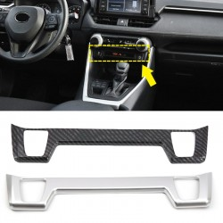 Free Shipping Low-Equipped Car Seat Heating Button Cover Trim 1pcs For Toyota RAV4 2019 2020 2021