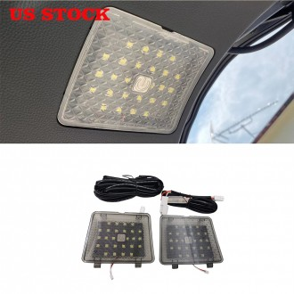 Free shipping LED Hatch Door Lights Replacement kit For Toyota RAV4 2019 2020