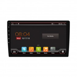 Free Shipping Android 9.1 PX6 4+32G Car Multimedia Stereo Radio Audio GPS Navigation Sat Nav Head Unit for Toyota 4Runner 2003-2009