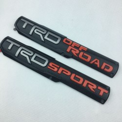 Free Shipping Toyota 4Runner 1pcs ABS TRD OFF Road / TRD Sport Overlay Bundle Kit
