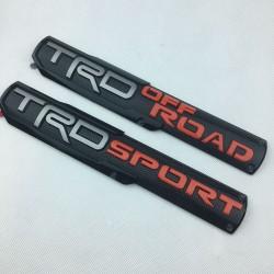 Free Shipping Toyota 4Runner 1pcs ABS TRD OFF Road / TRD Sport Overlay Bundle Kit