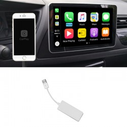 Free shipping carplay dongle for our android car dvd player support the Iphone and Android phone For Toyota 4Runner