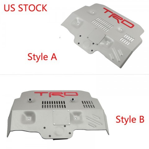 Ship only to the continental U.S.!!!Free Shipping Bumper Skid Plate Protector Guard For TOYOTA 4RUNNER 2010-2021