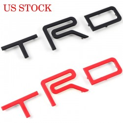 Ships Only To The U.S.!!!Free Shipping TRD SKID Emblem For TOYOTA 4RUNNER 2010-2021 Only for cars with clip holes