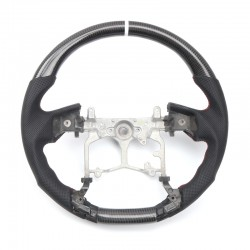 Free Shipping Carbon Fiber Steering Wheel Replacement Parts For Toyota 4Runner 10-19