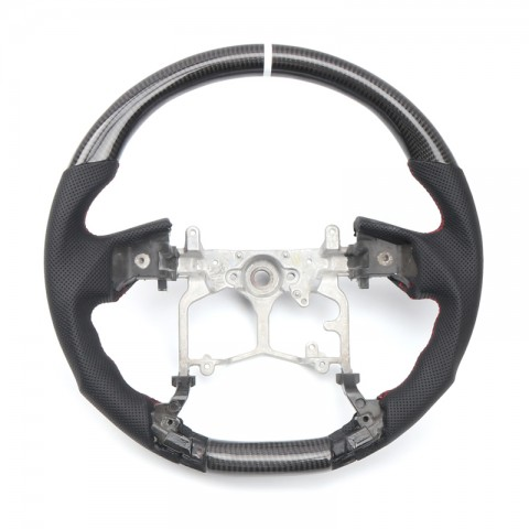 Free Shipping Carbon Fiber Steering Wheel Replacement Parts For Toyota 4Runner 10-19 / TUNDRA 15-19 / Tacoma 16-19