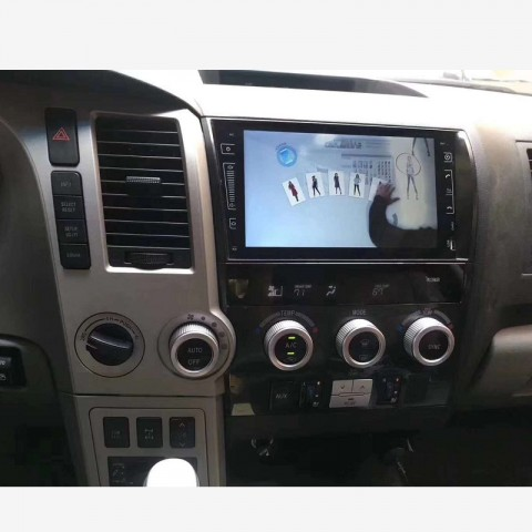 """Free Shipping T10 6+128G 9"""" Android 10 Car Multimedia Stereo Radio Audio DVD GPS Navigation Sat Nav Head Unit for Toyota Sequoia 2008-2018 / TUNDRA 07-13"""