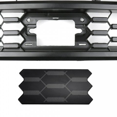 Free Shipping Front Grille Garnish Radiator Sensor Cover for Toyota Tacoma TRD PRO 2016-2019